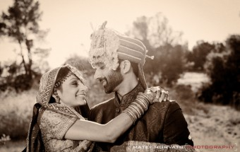 smruti + anurag - Wedding Portraits