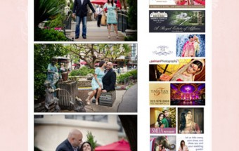 kiran + vinee – Featured on SouthAsian Bride!