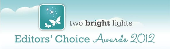 Matei Horvath Photography receives the 2012 Two Bright Lights Editors' Choice Award!
