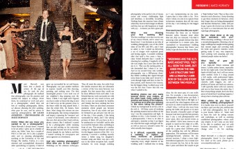 Cliche Magazine Interview!