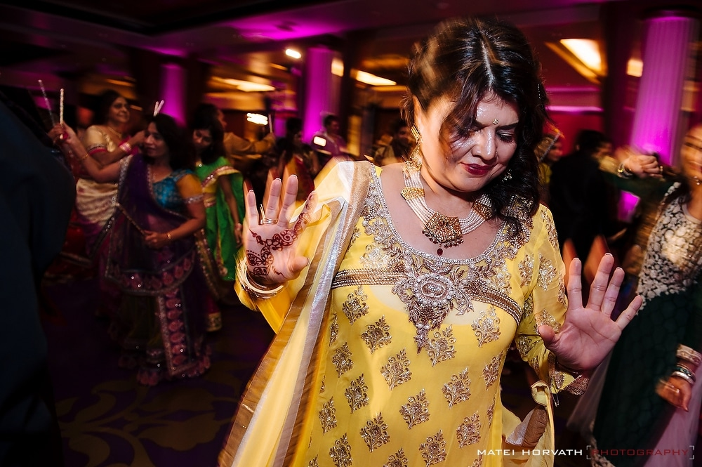 Sangeet at the Hyatt Regency Huntington Beach