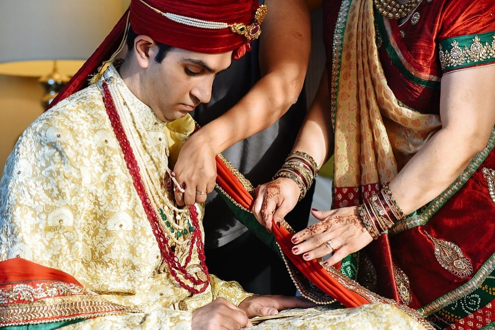 last minute details for the indian groom