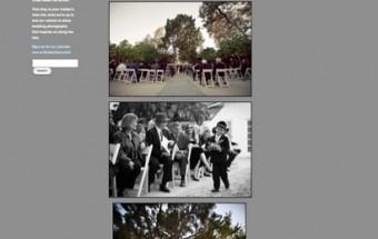 jen + gary – Featured on BridesView!