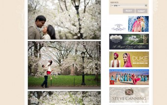 anna + rama Featured on SouthAsian Bride!