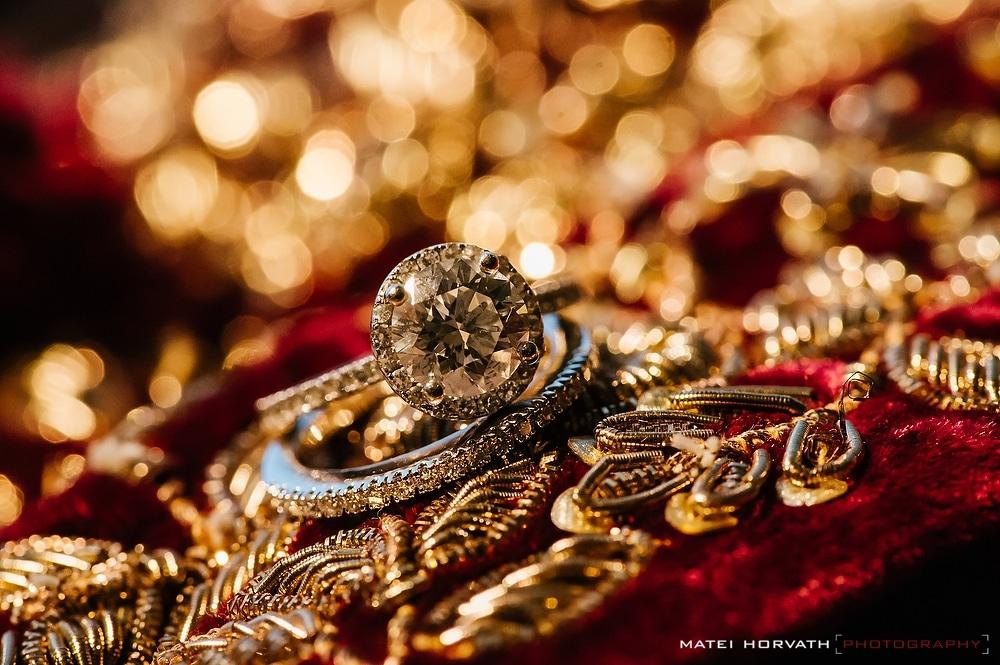 Rings detail shots