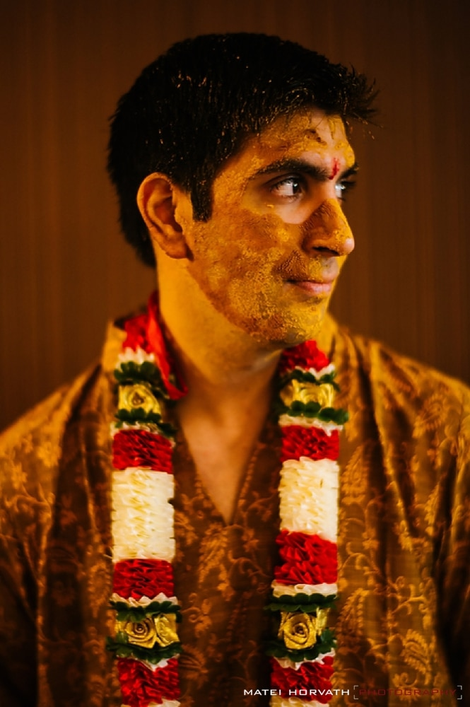 The Groom's Pitthi