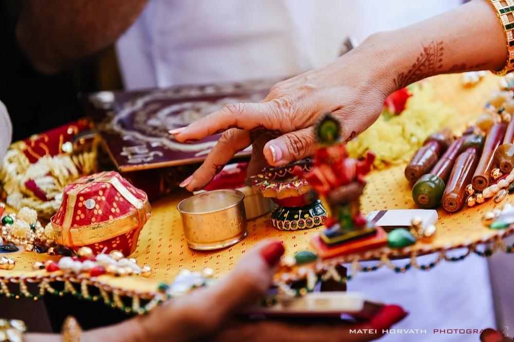 Indian Ceremony Details