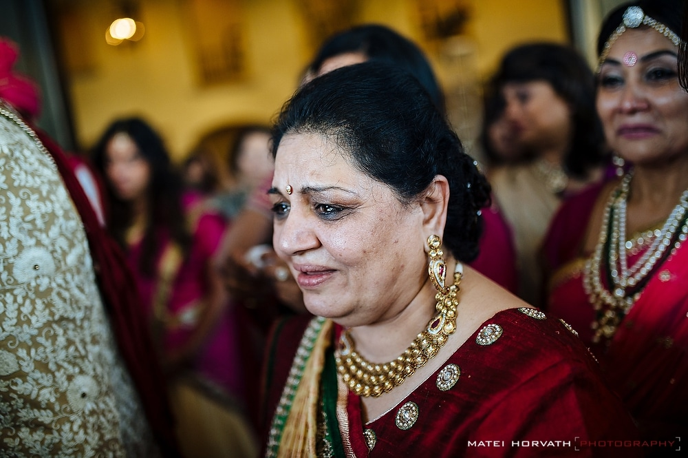 The Viday Ceremony- the bride bids farewell to her family