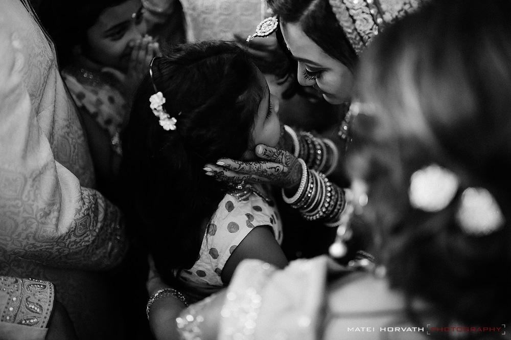The Viday Ceremony- the bride bids farewell